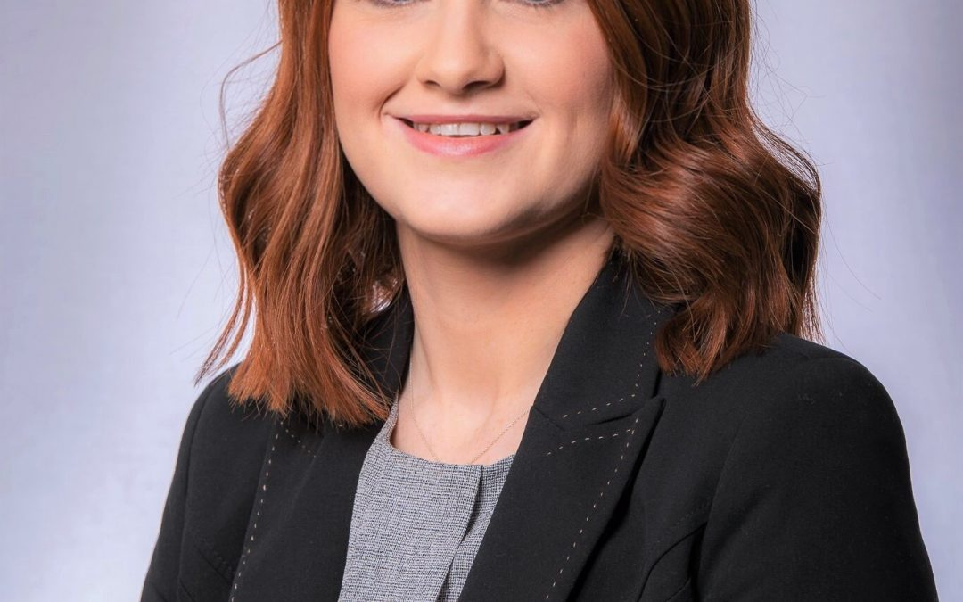Amy Lawton promoted to Associate